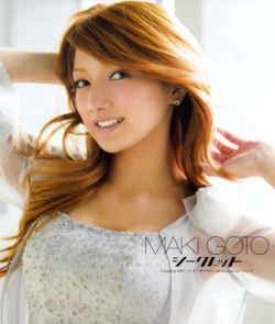 Maki Goto Photo Gallery